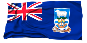 Flags of the World: The Falkland Islands by MrAngryDog