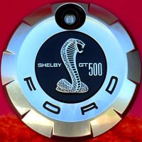 Shelby GT500 by Swanee3