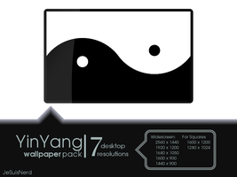 YinYang Wallpaper Pack by JeSuisNerd