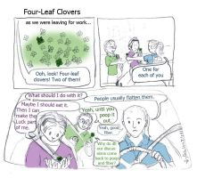 Convent - Four-Leaf Clover by Nebulan