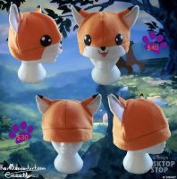Fox Hats - $30-40 by Kai45