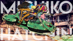 Toonami - Michiko and Hatchin Wallpaper by JPReckless2444