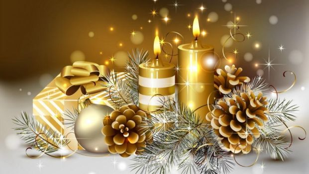 Lovely Christmas Free High Definition Wallpapers by LaurenPenelope