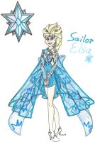 Sailor Elsa by CooperGal24