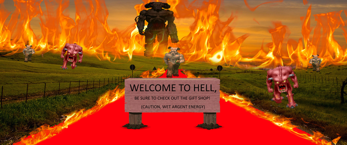 The Road To Hell Is Paved With Argent Energy by epicponysparkle1456