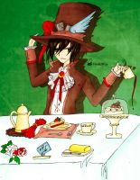 Mad Hatter by Hoshi-Wolfgang-Hime