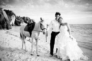 my wedding ,-) ... by MoniqueDeCaro