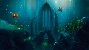 Underwater Kingdom by Silberius