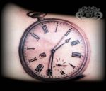 Pocket Watch by state-of-art-tattoo