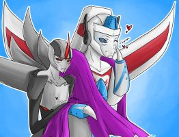 StarSky - TFP Style by Cold-Creature