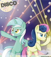 .:DISCO Party:. (Ponified) by The-Butcher-X