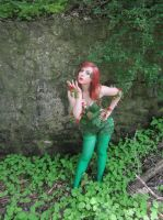 Poison Ivy 2 by Fluffybunny29stock