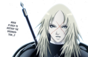 Claymore 113 Miria by Lord-Nadjib
