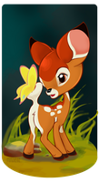 Bambi by MadEye01