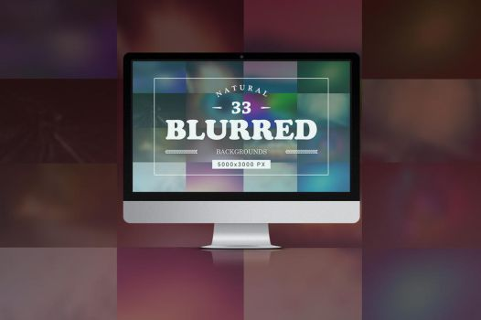 33 Free Blurred Backgrounds by AestheticArtz