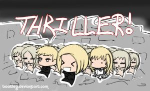 Claymore: THRILLER. by Bootleg
