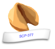 Scp-377 by Cosmicmoonshine