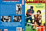 CAPTAIN AMERICA SERIAL DVD COVER by WOLVERINE25TH