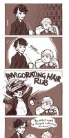 Sherlock: Flipping Out by Risachantag