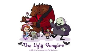 The Ugly Vampire Crew by Kat-Nicholson