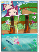 Seahorse Trouble pt1 by Qba016