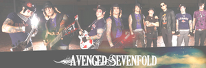Avenged Sevenfold by MRSSERIOUS