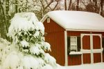 The Snow Shack by gigahead