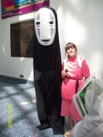 Spirited Away cosplay by foxanime101