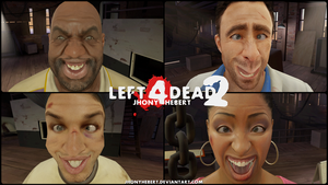 Left 4 Dead 2 by JhonyHebert