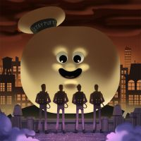 Ghostbusters by bearmantooth
