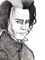 Sweeny Todd- by RebeccaJonesArt