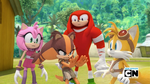 [Sonic Boom TV Series] Sleeping Giant by LuniiCookiez