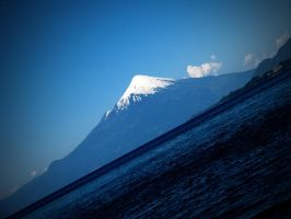 Volcan Osorno II by caothicart