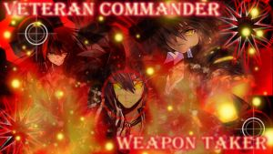 .:WallPaper:. WeaponTaker and VeteranCommander by X-UnKnownRituals