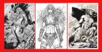 RED SONJA : ART FOR SALE by wgpencil