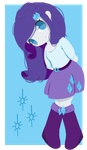 rarity by croquettee