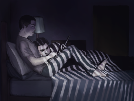 TW: The Other Kind of Movie Nights by threesteps