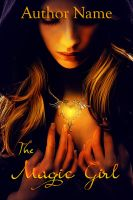 The Magic Girl - Premade Cover by mippieArt