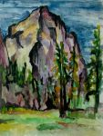 Lower Cathedral Rock by mudimba