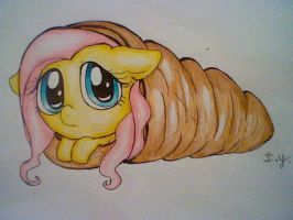 Fluttercannolo by Ivanayandere