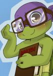 TMNT: Glasses by NamiAngel