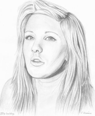 Ellie Goulding by christina-0o