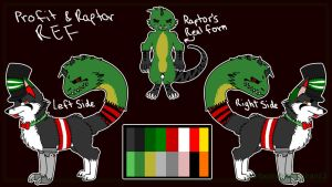 Profit and Raptor REF by Unbeatablemeghan13