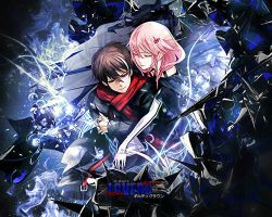 Guilty Crown - Lovers by raff-a