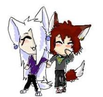 iScribble Reio nd Wesley chibi by Thylacyanide
