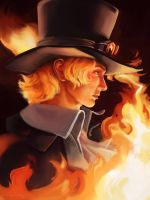 Sabo by overlordofthepies