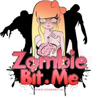 zombie with brains by ZOMBIEBITME