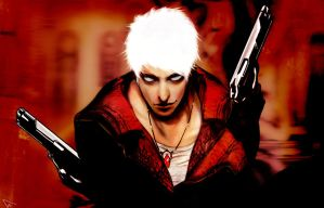 My name is DANTE!!_A by SiriCC
