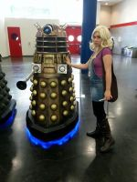 Rose and the Dalek by lastchance91