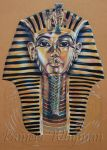 King Tut by LightCircleArt
